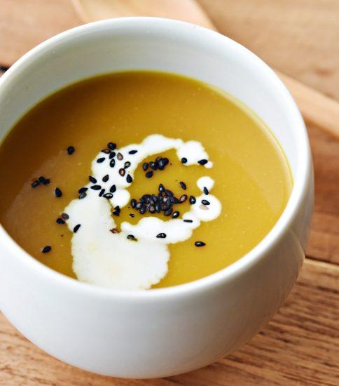 トッピングでコクあるスープに・ごほうびの黄金