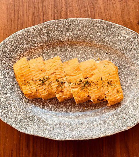 にんじんの卵焼き・人参と甘酒の橙のみそポタ(フリーズドライ)