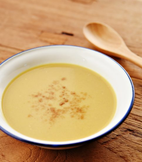 スパイシーとうもろこしスープ・なごみの黄